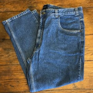 Harbor Bay Men's Jeans Big and Tall Size 46 x 30